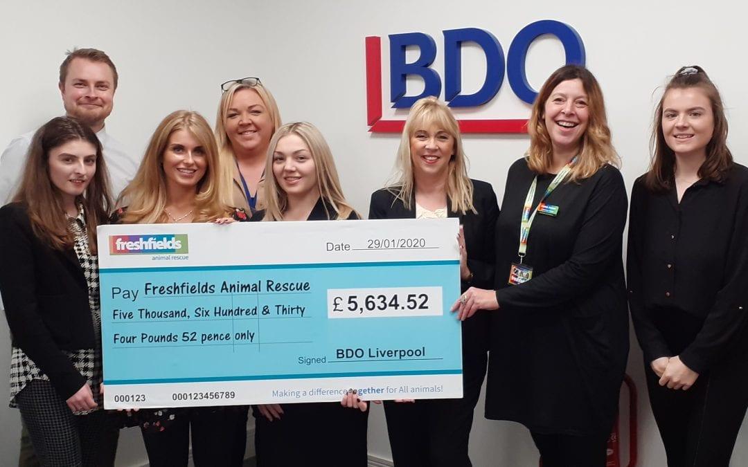 BDO and Freshfields – Community Partnership In Action!