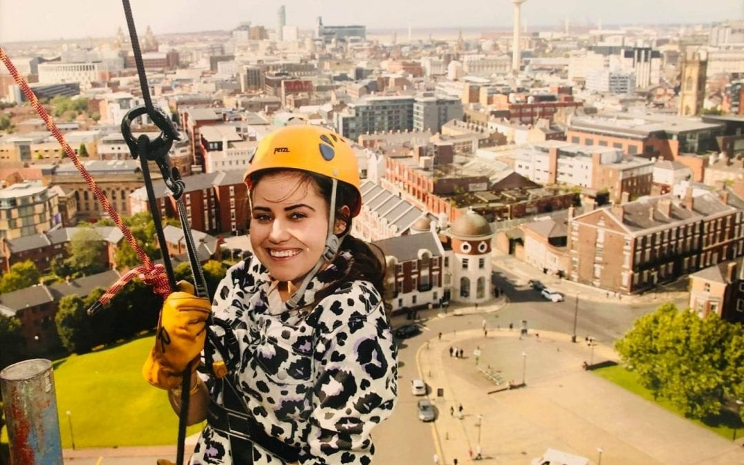 Cathedral Abseil – July 2021
