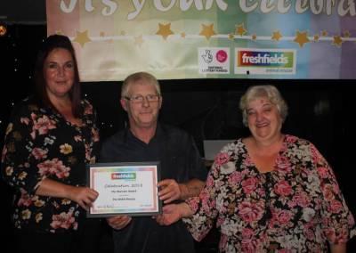 Wales Award 2